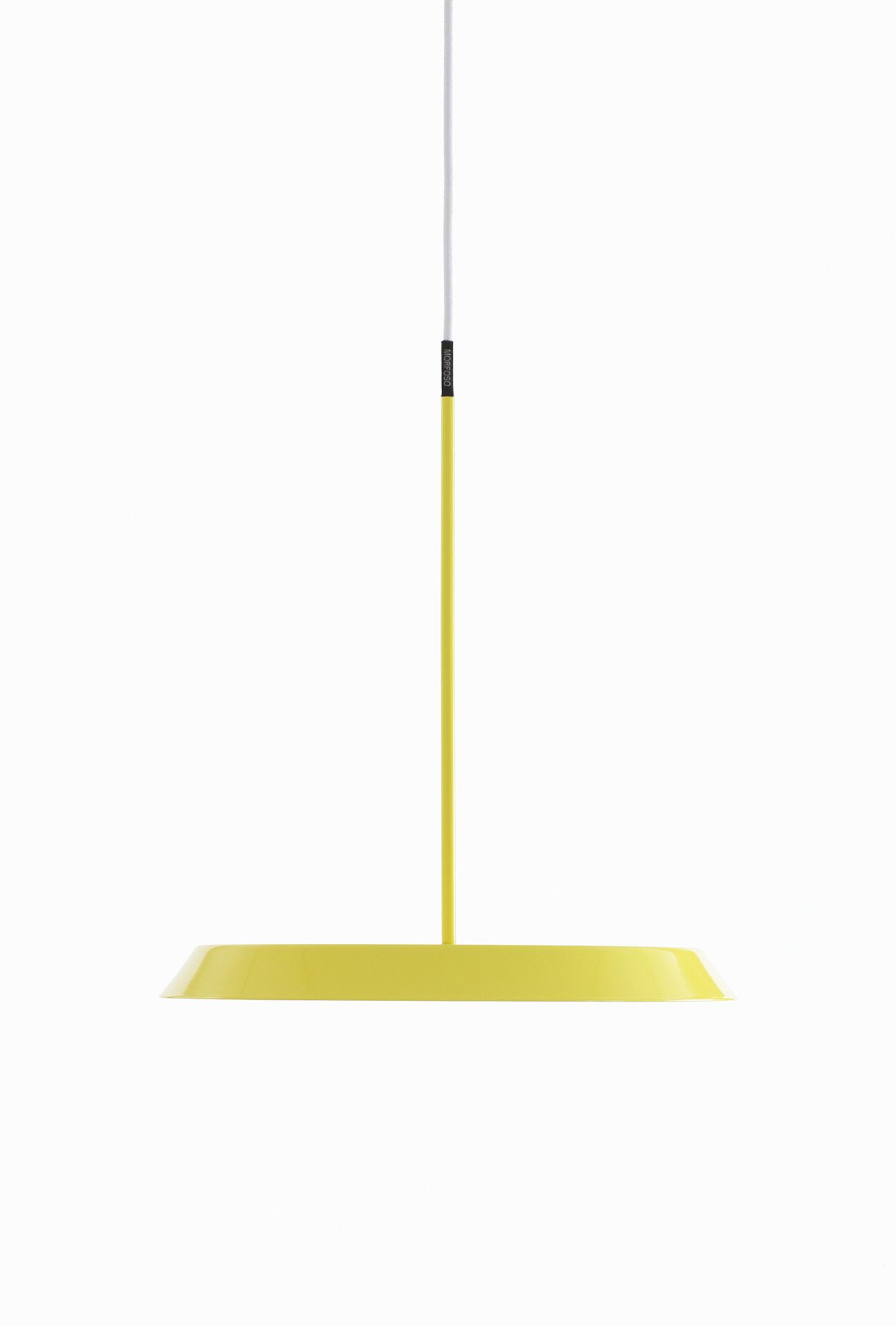 yellow pendant lighting. Koenig-Pendant-yellow-on-white-background Yellow Pendant Lighting