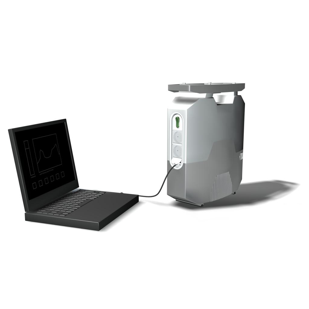 powerstation og laptop